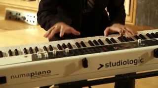 Studiologic Numa Piano Demo