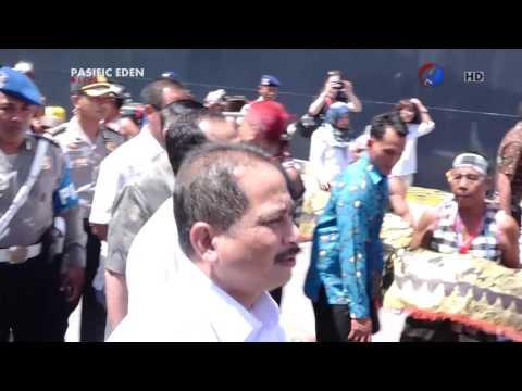 "P&O Shore Trip - Bali ""Kemudahan Usaha Kapal Pesiar"" CRUISE SHIP PACIFIC EDEN"
