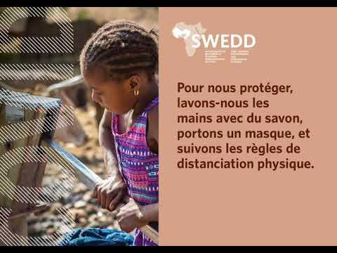 L'accès à l'eau, la santé de l'hygiène menstruelle et sanitaire #SWEDD