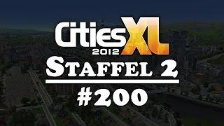 Cities XL 2012 Staffel 2 #200 [German]