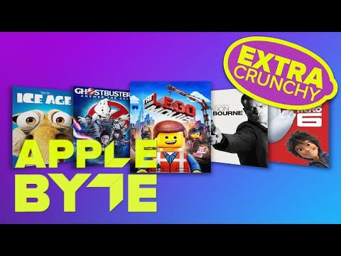 Movies Anywhere is a must have for your iOS devices and Apple TV (Apple Byte Extra Crunchy, Ep. 105)
