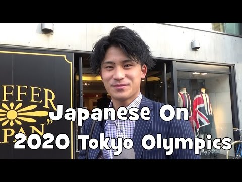 Do Japanese Approve of 2020 Tokyo Olympics (Interview)