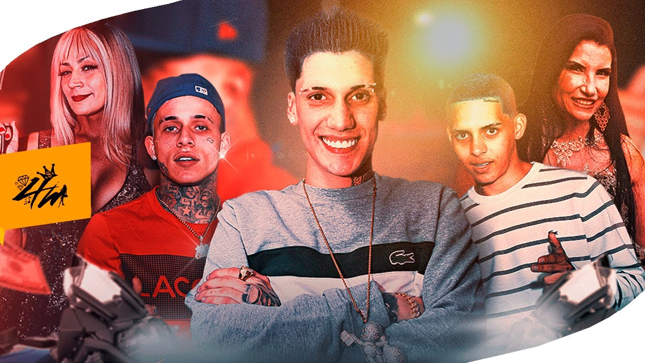 Golpe na Coroa - MC Rick, MC Pedrinho, DJ Wesley Gonzaga