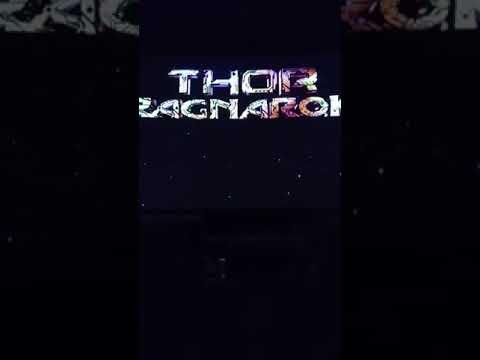 Thor Ragnarok End Credit Scene thanos ship