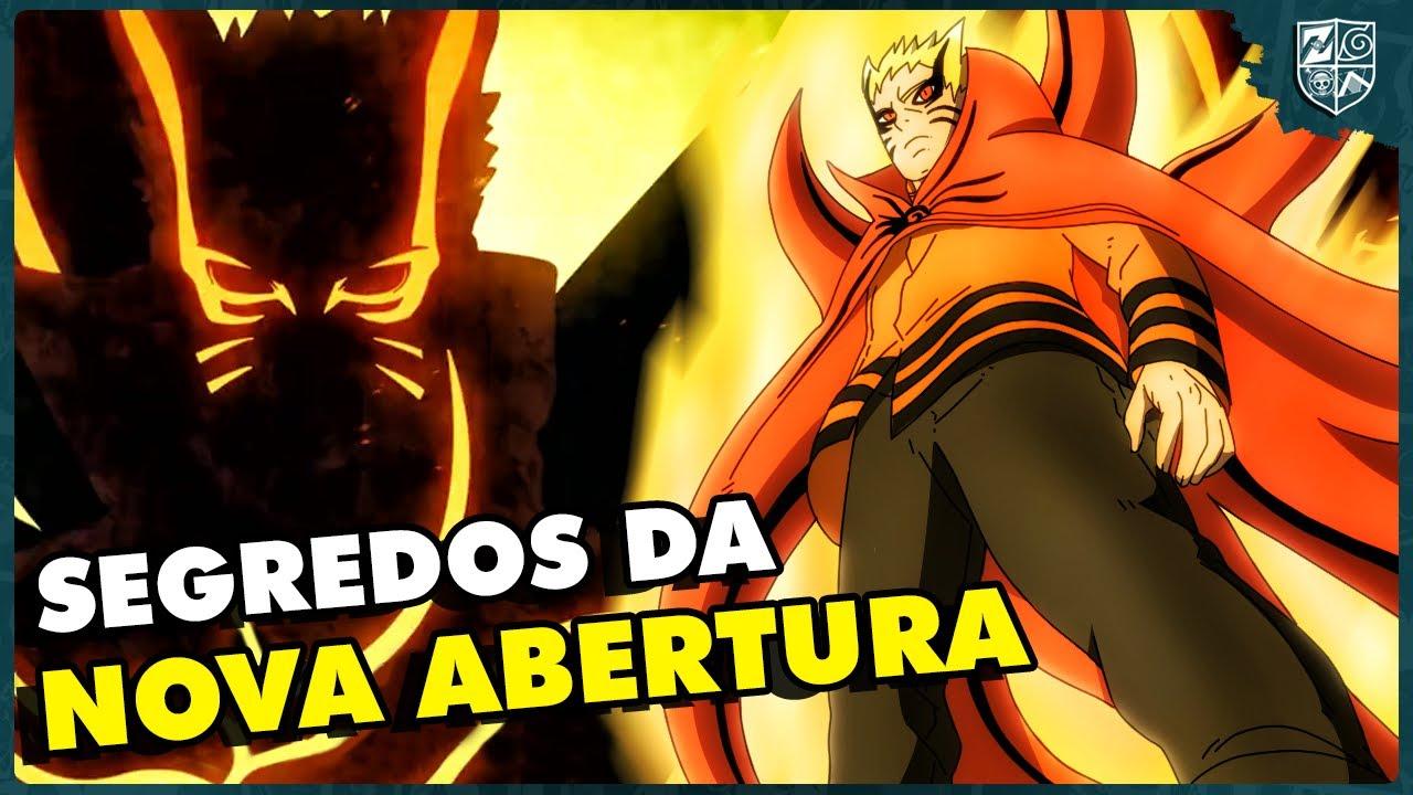 SEGREDOS DA NOVA ABERTURA DE BORUTO! - Análise Abertura 9 - Fred   Anime Whatever