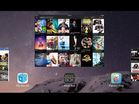 Top 10 movie streaming apps for IPad iPhone iPod touch