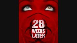 The 28 weeks later music theme - leaving england