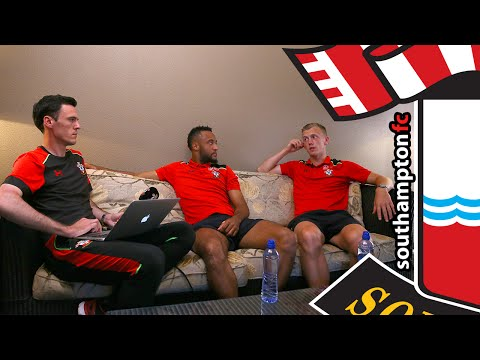 Facebook Q&A: James Ward-Prowse and Nathan Redmond
