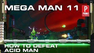 MegaMan11 #MegaMan #AcidMan Learn how to defeat Acid Man in Mega Ma...