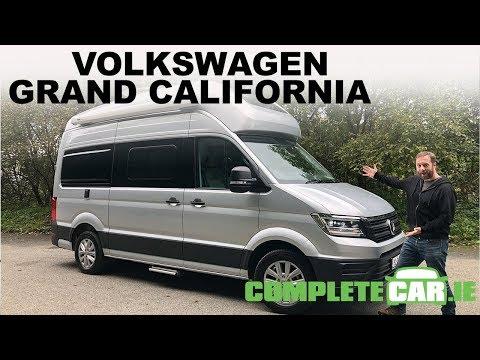 Volkswagen Grand California | Is this the best camper van ever?