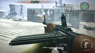 World War Heroes [30 Minutes With FG 42 Legendary] GamePlay Android (1080p)