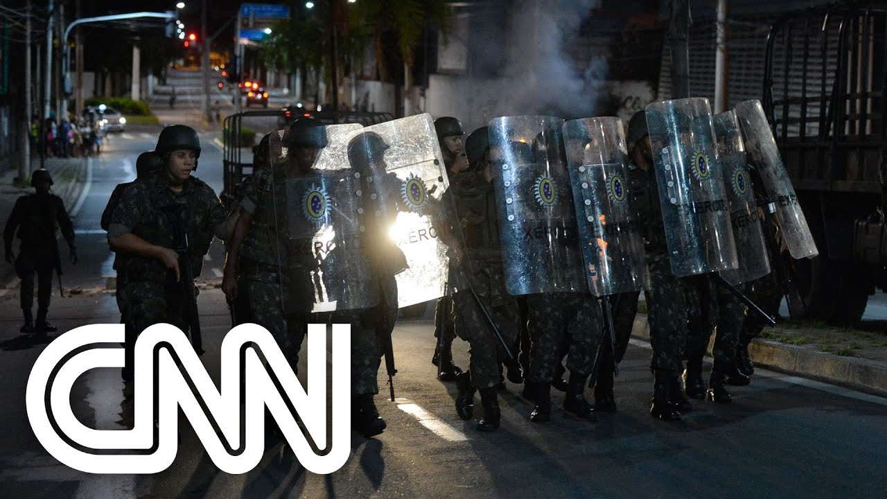 Conselho nacional de comandantes das PMs fala em 'preocupação' com 7 de setembro | CNN Brasil