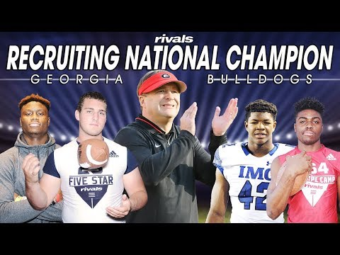 Georgia claims second straight recruiting title