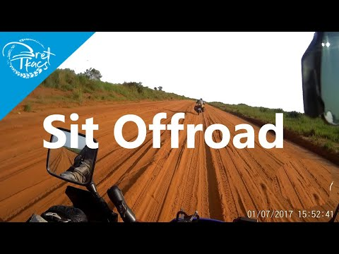 Sit riding offroad - when, how & why