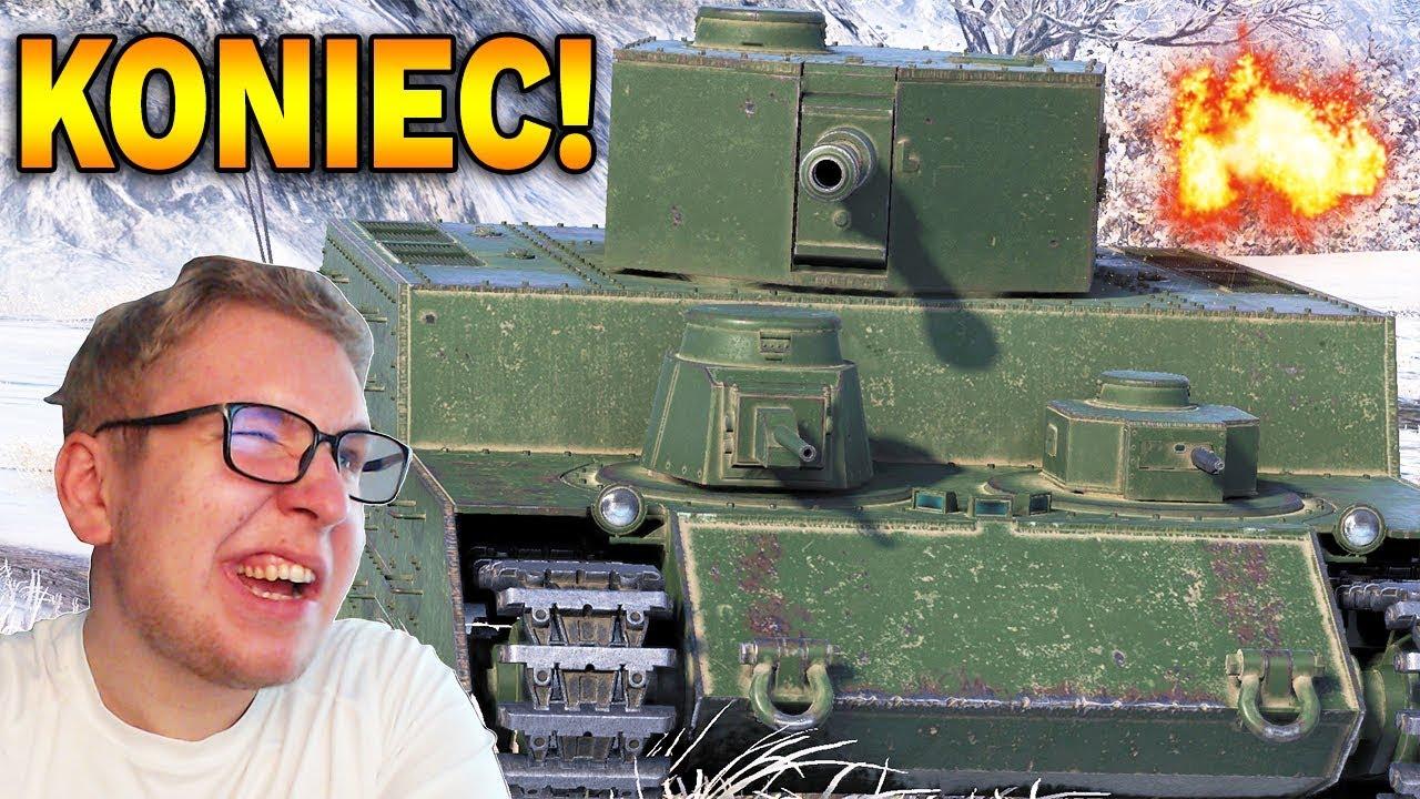 KONIEC ERY! – O-I Experimental na TROLLU – World of Tanks