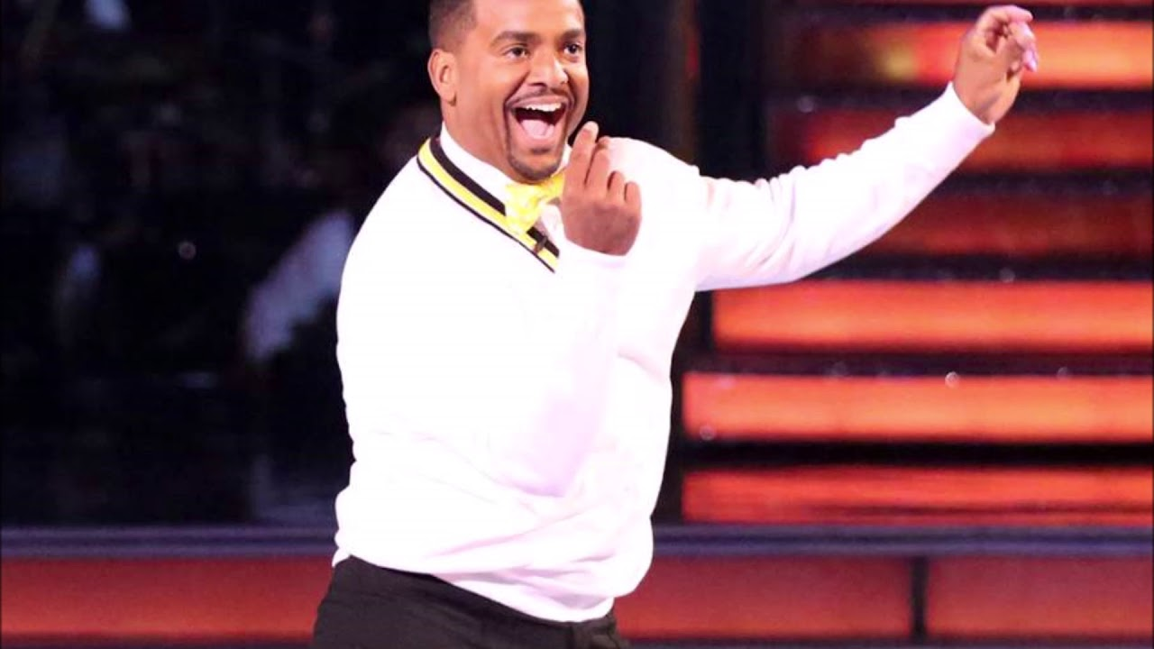 Alfonso Ribeiro Denied Copywright For 'Carlton Dance'