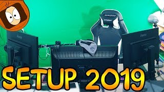SETUP 2019 : DEUX PC - GAMING & STREAM #TWITCH !