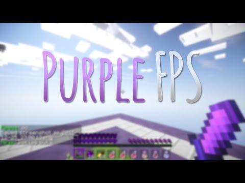 Kohi | Minecraft PvP TexturePack: 16x16 Purple FPS