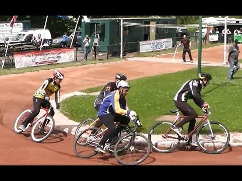 Northern Fours League 28 June 2015 Cycle Speedway