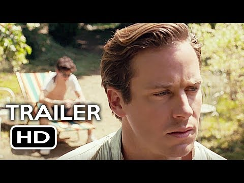 Call Me by Your Name Official Trailer #1 (2017) Armie Hammer Drama Movie HD