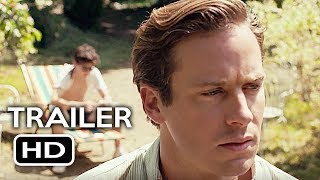 Call Me by Your Name Official Trailer #1 (2017) Armie Hammer Drama Movie HD streaming