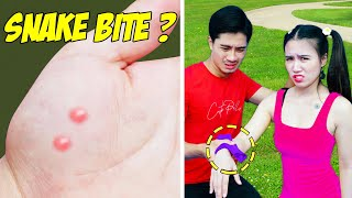 LIFE HACKS DO & DON'T | What You Should Do? Funny Life Hacks & Beauty Tips For Emergency Situations