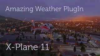 "[X-Plane 11] Amazing Weather PlugIn ""Ultra Weather XP 2.2"" (UWXP) [1080p60]"