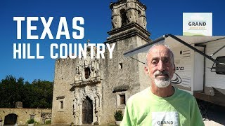 Ep. 125: Texas Hill Country | RV travel camping