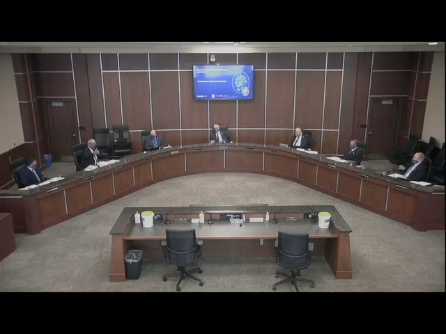 Washington County Board of County Commissioners Meeting 4/13/2021
