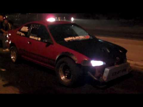 DFR's Turbo coupe Test Pass