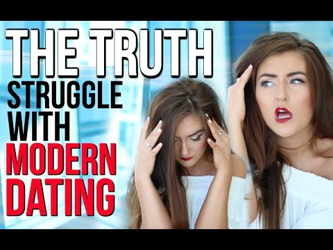 THE TRUTH OF MODERN DATING. My Experience & My Struggle || Sarah Belle