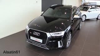 Audi RS Q3 Performance 2017 Videos