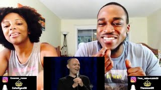 Bill Burr On Movie Stereotypes! Reaction