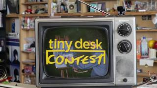 Announcing: The 2019 Tiny Desk Contest