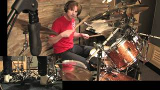 Drum Lesson No.40: How To Play The Mozambique By CHRIS BRIEN in HD