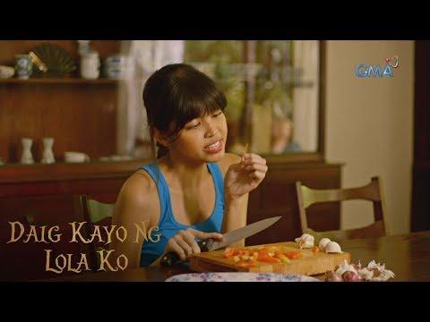 Daig Kayo Ng Lola Ko: Laura, the nagging daughter