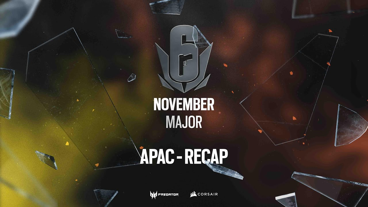 November Six Major APAC: Recap by Caliber Jacob
