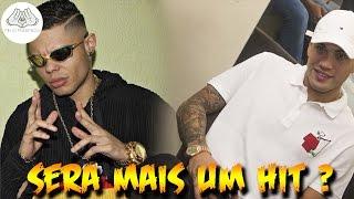 🔵 MC LAN É O MC BRISOLA GRAVA MUSICAS JUNTOS