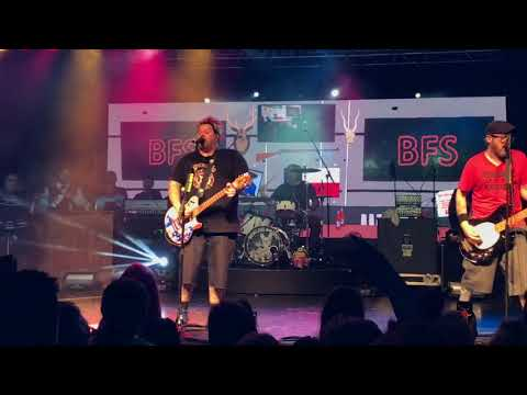Bowling For Soup, The Bitch Song, Sheffield, 11/2/18