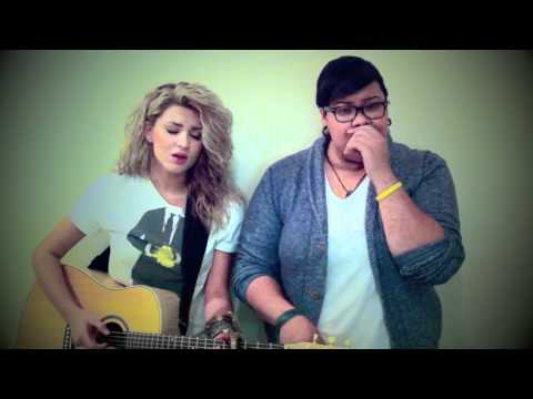 Thinkin Bout You (Acoustic/Beatbox Cover) - Tori Kelly & Angie Girl