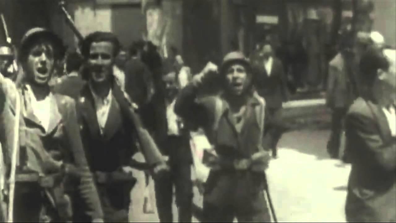 tag den spanske borgerkrig
