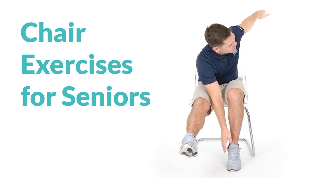 18 Chair Exercises For Seniors How To Get Started Vive Health