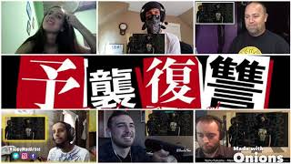 Maximum The Hormone - Yoshu Fukushu REACTION マキシマムザホルモン ...
