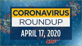 Coronavirus latest news and updates - April 17, 2020