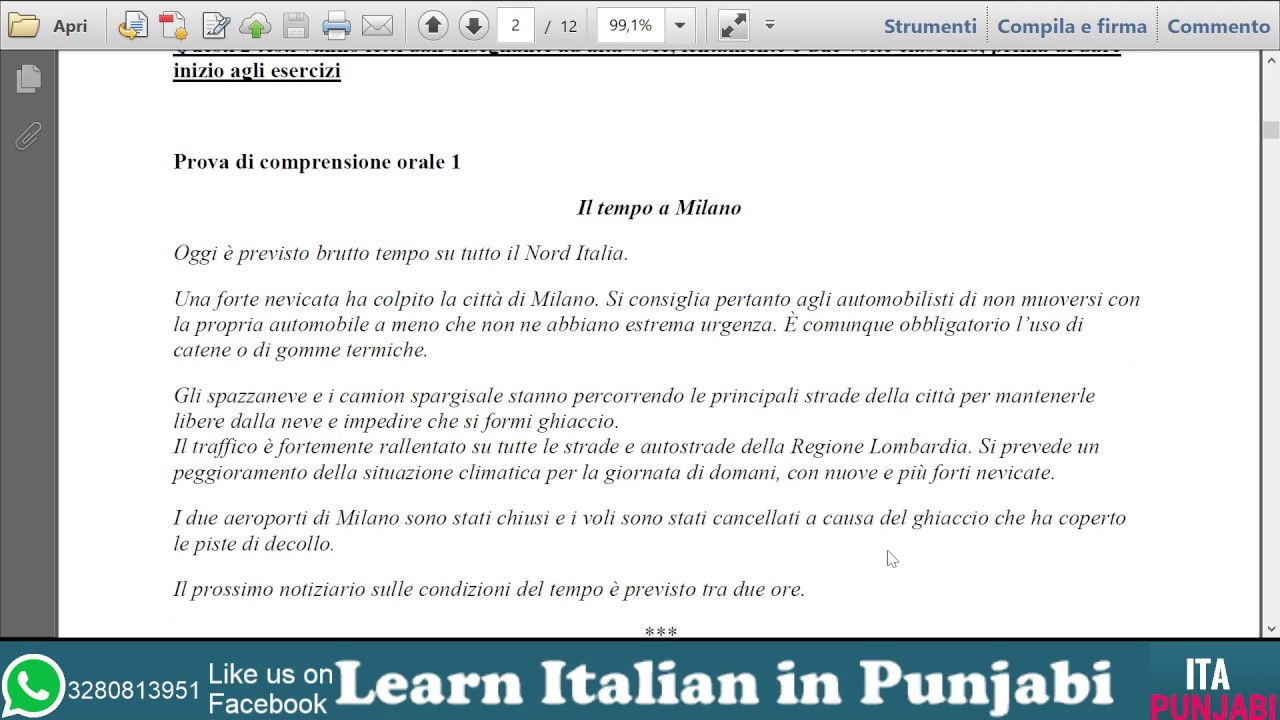 Test Carta Soggiorno Faq Simile Part 1