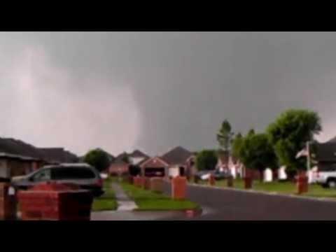 Oklahoma EF5 Tornado