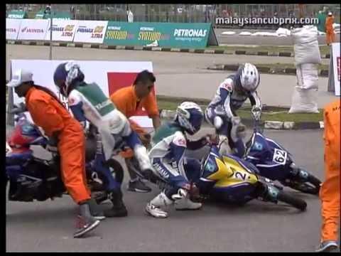 Yamaha 135 Super Series PETRONAS Final Race (Full) - 2013 Round 1 Batu Kawan