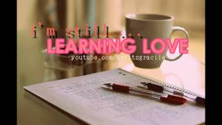 Learning Love - Donnell Shawn