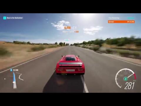 Forza Horizon 3 Top 5 Fastest Cars (2017 May)