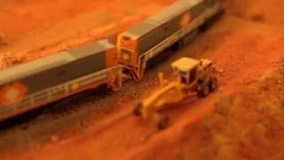 Australian Model Trains - Nullarbor Style